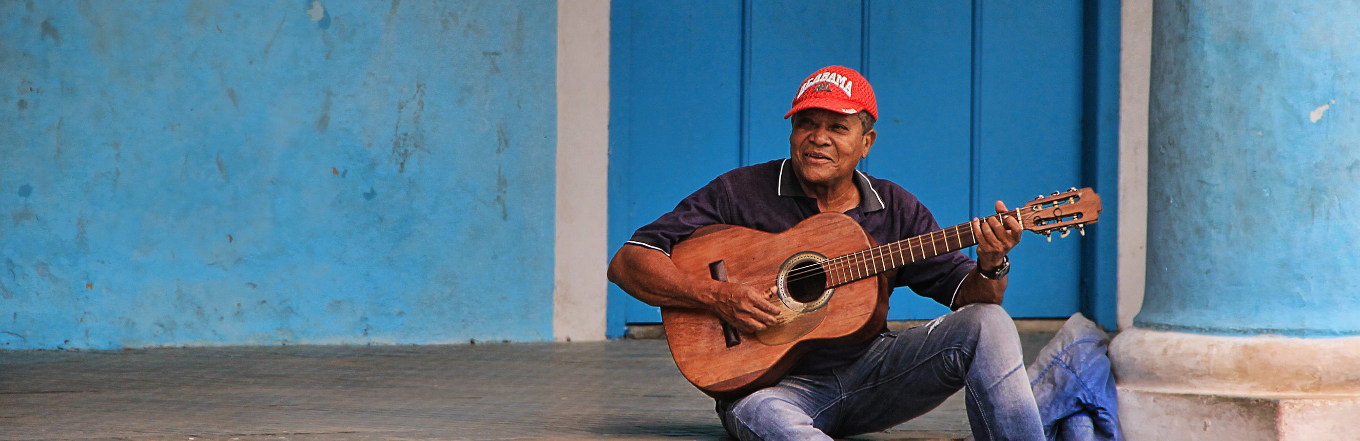 Kuba, Strassenmusiker