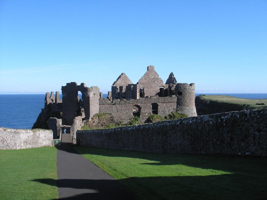 Burgruine Dunluce