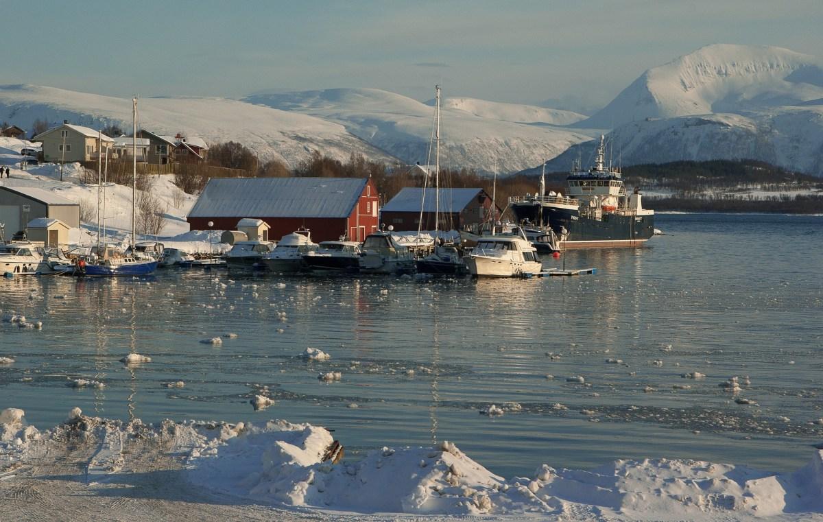 Lappland Fjord