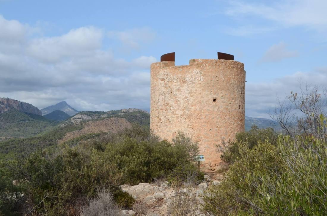 Andratx am Torre de Cap Andritxol