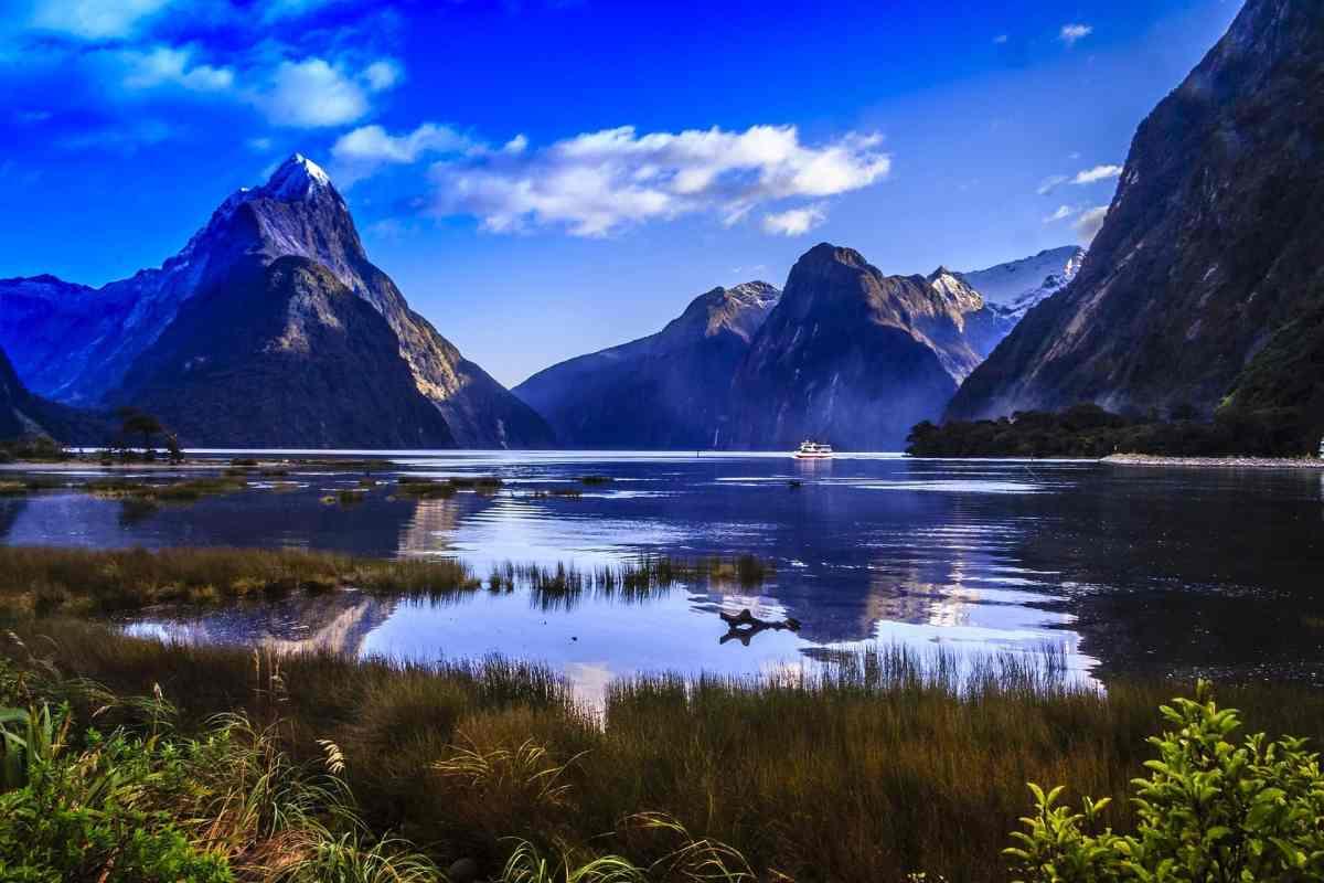 Fiordland, Neuseeland