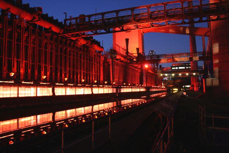 Alte Industriedenkmäler im Ruhrgebiet