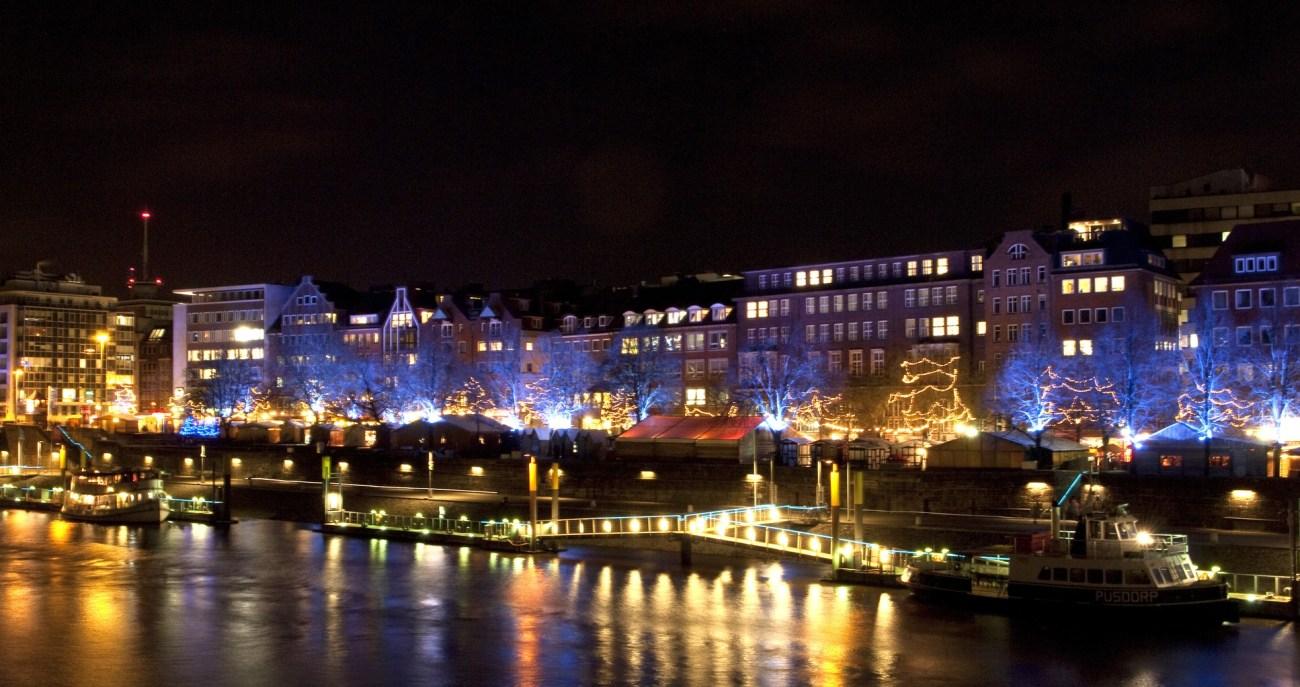 Zauberhafter Weihnachtsmarkt in Bremen