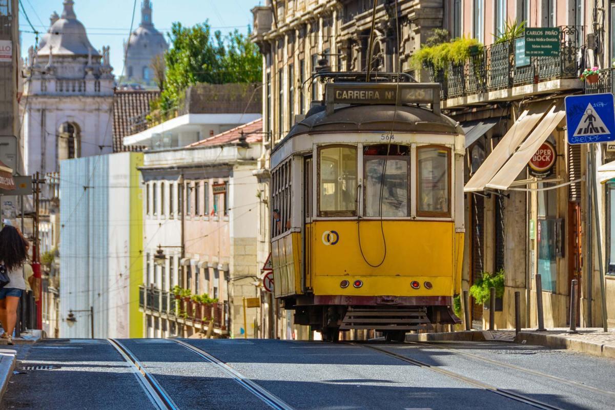Lissabon, Electrico