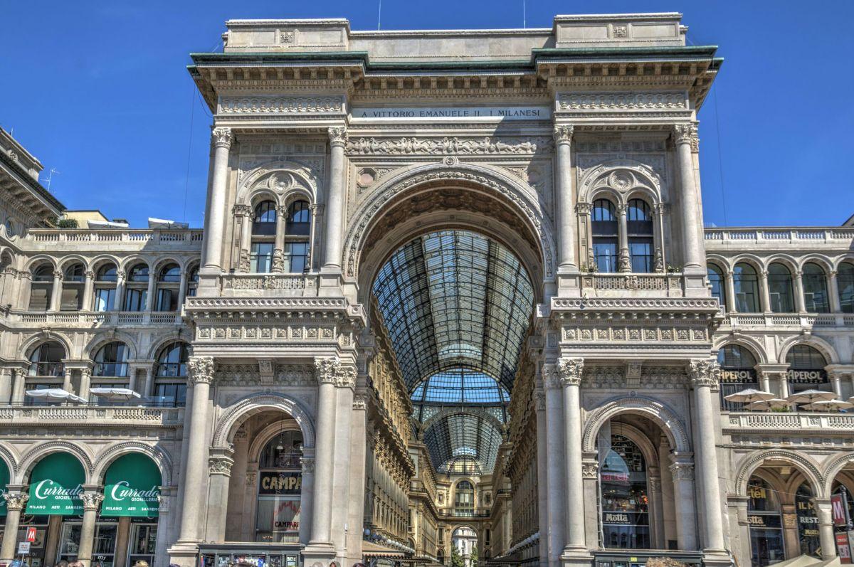 Mailand Galleria Vittorio Emanuele