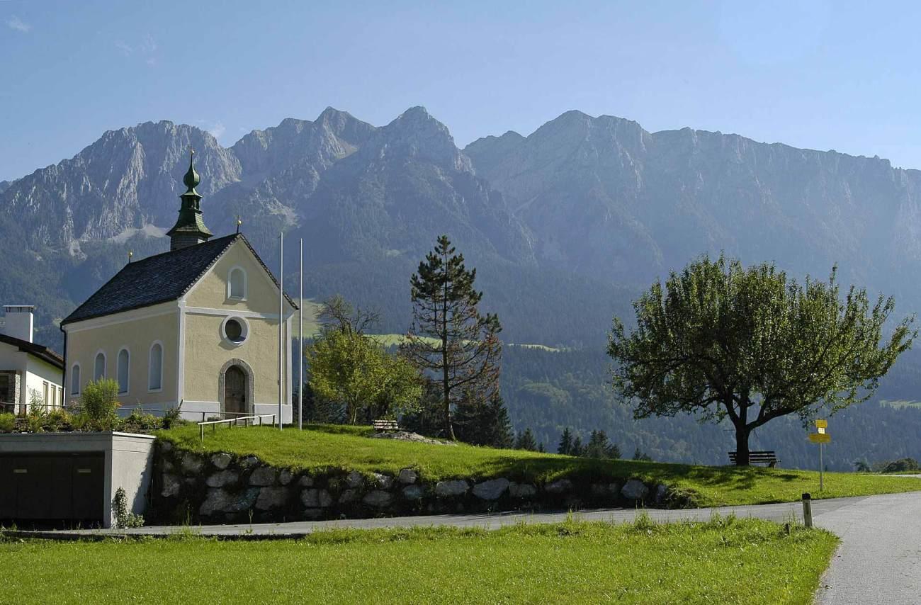 Kapelle im Kaiserwinkl Tirol