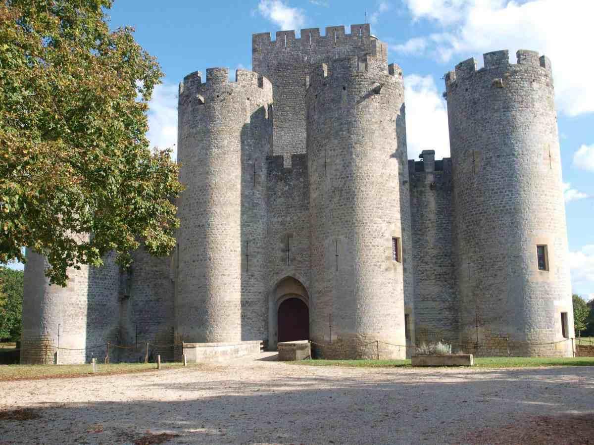 Burg in Bordeaux