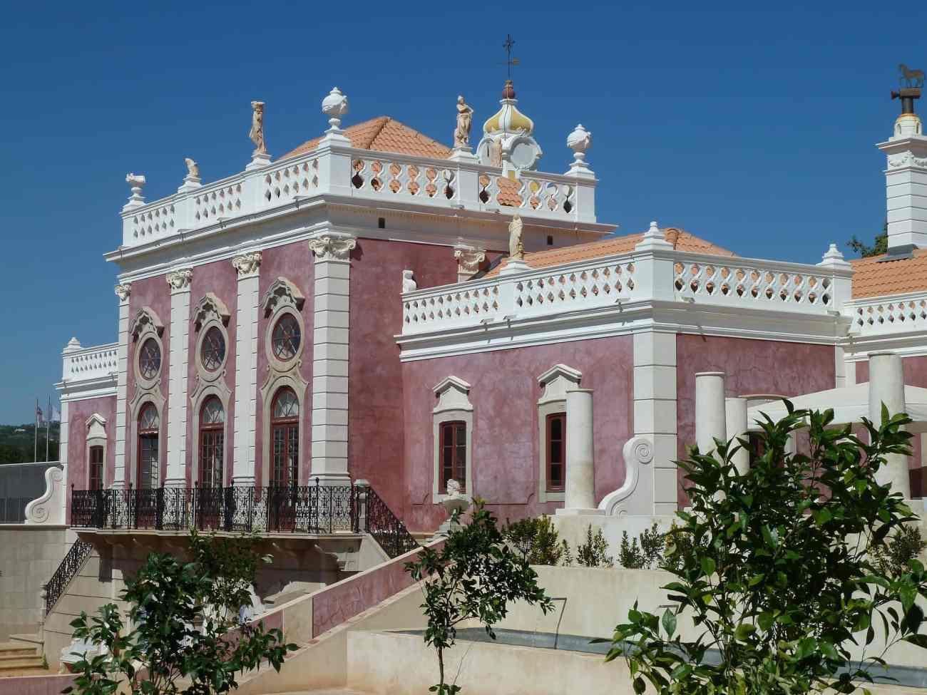 Gebäude in Faro
