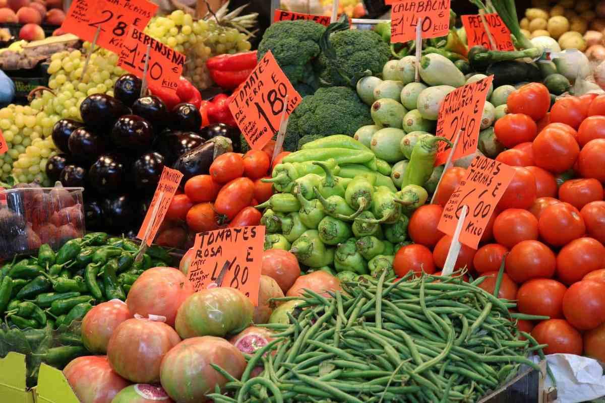 Traditioneller Bauernmarkt auf Mallorca