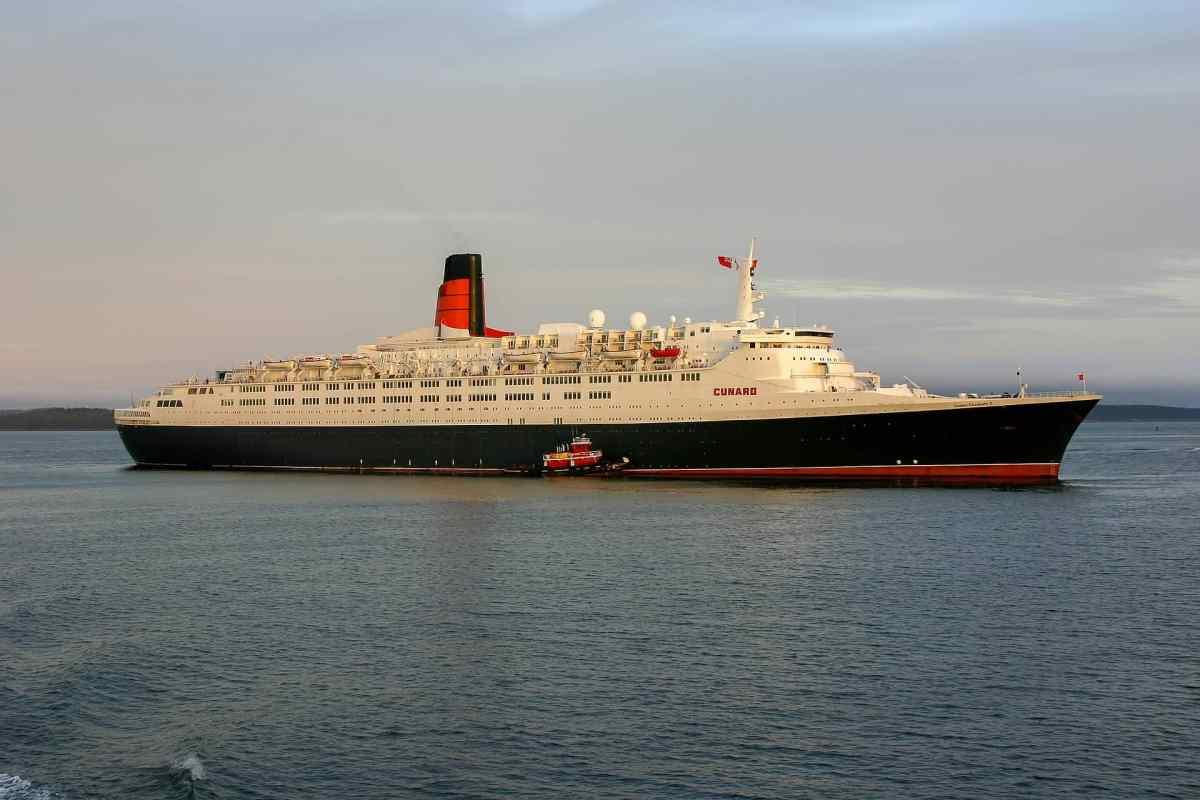 Queen Elizabeth 2 von Cunard