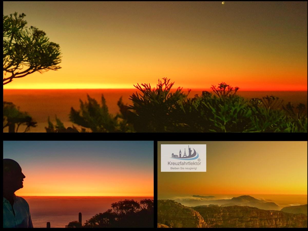 Collage Südafrika, Tafelberg