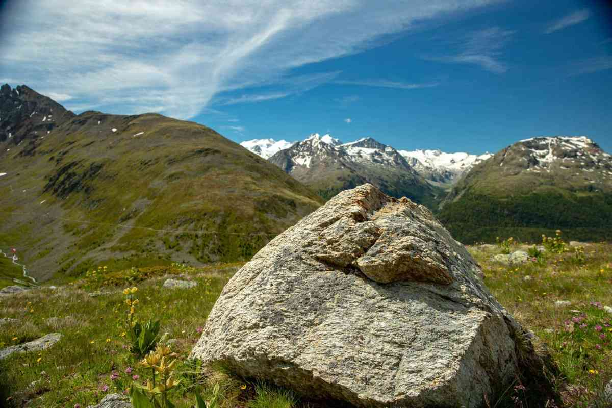 Engadiner Berge