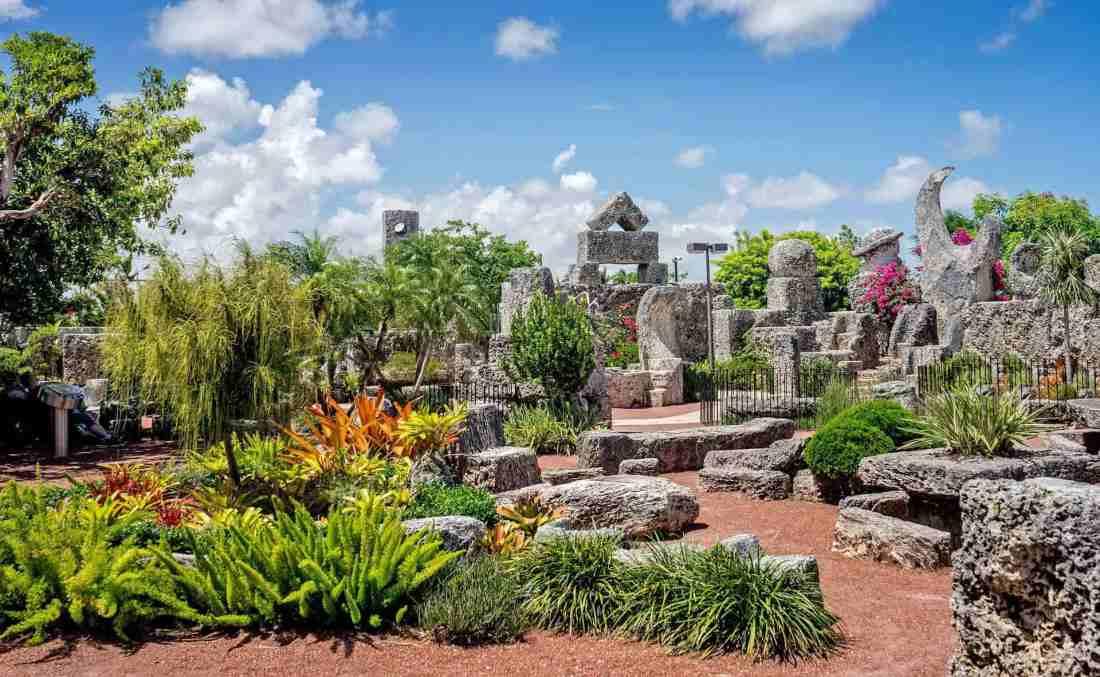 Coral Castle in Miami