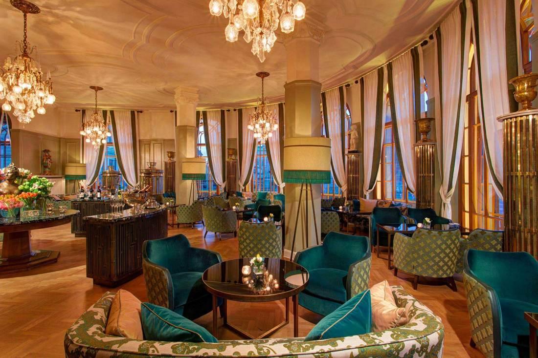 Hotel Astoria Rotonda Lounge