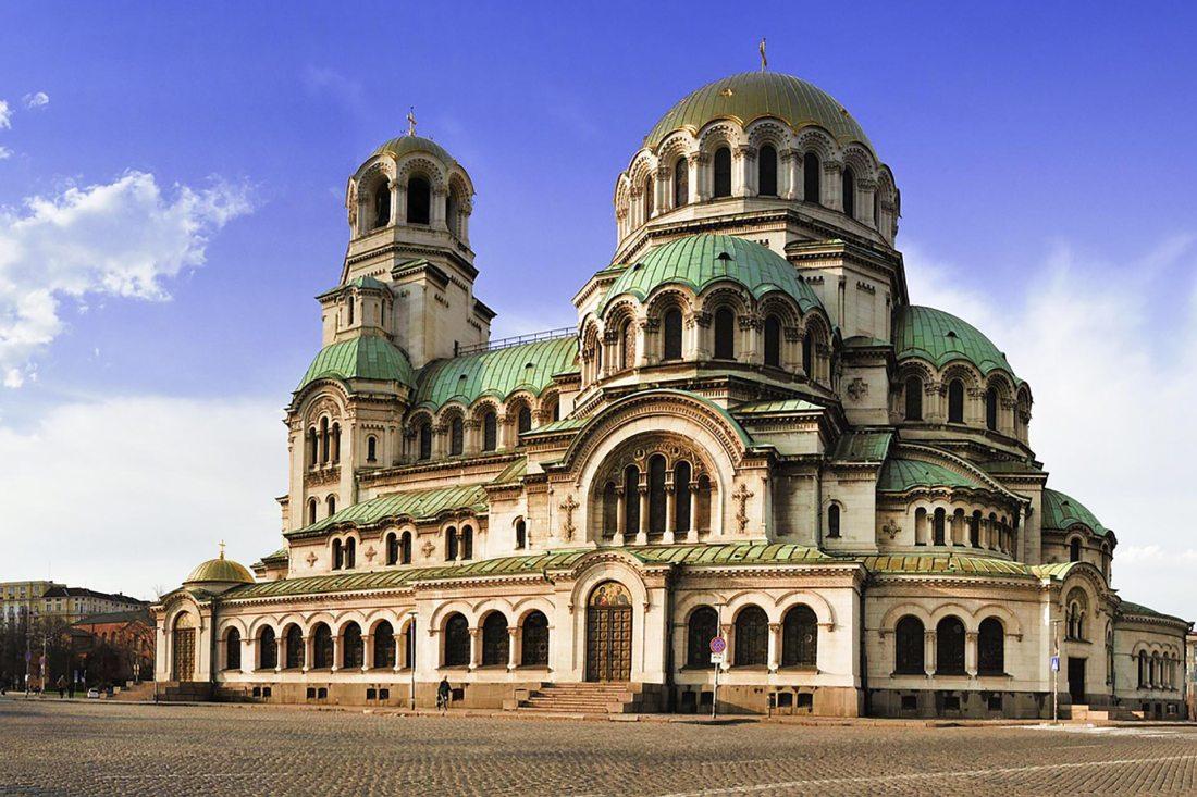 Kirche Alexander Newsk