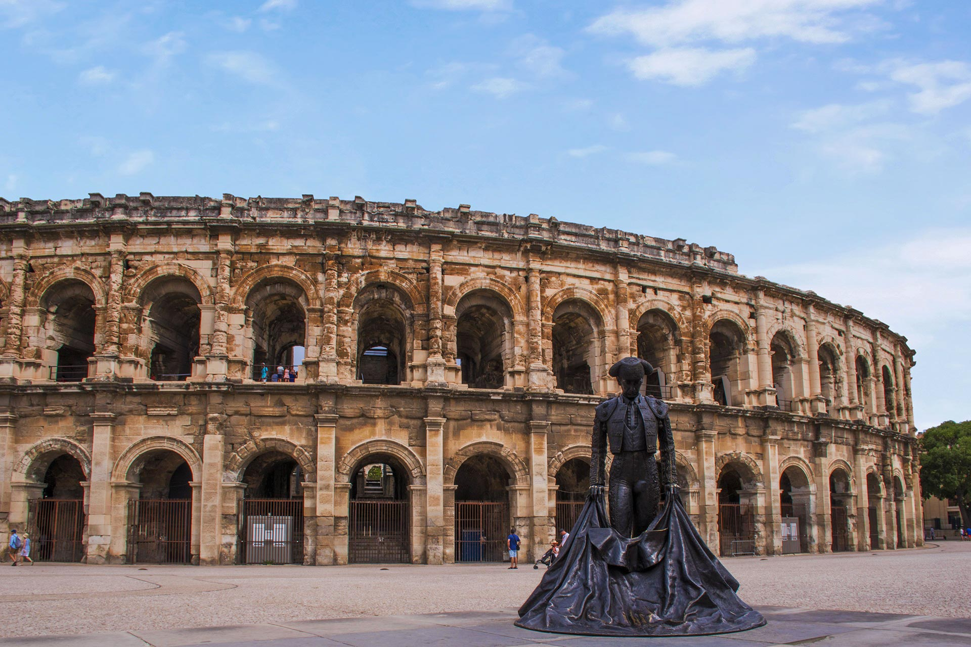 Amphitheater von Nîmes