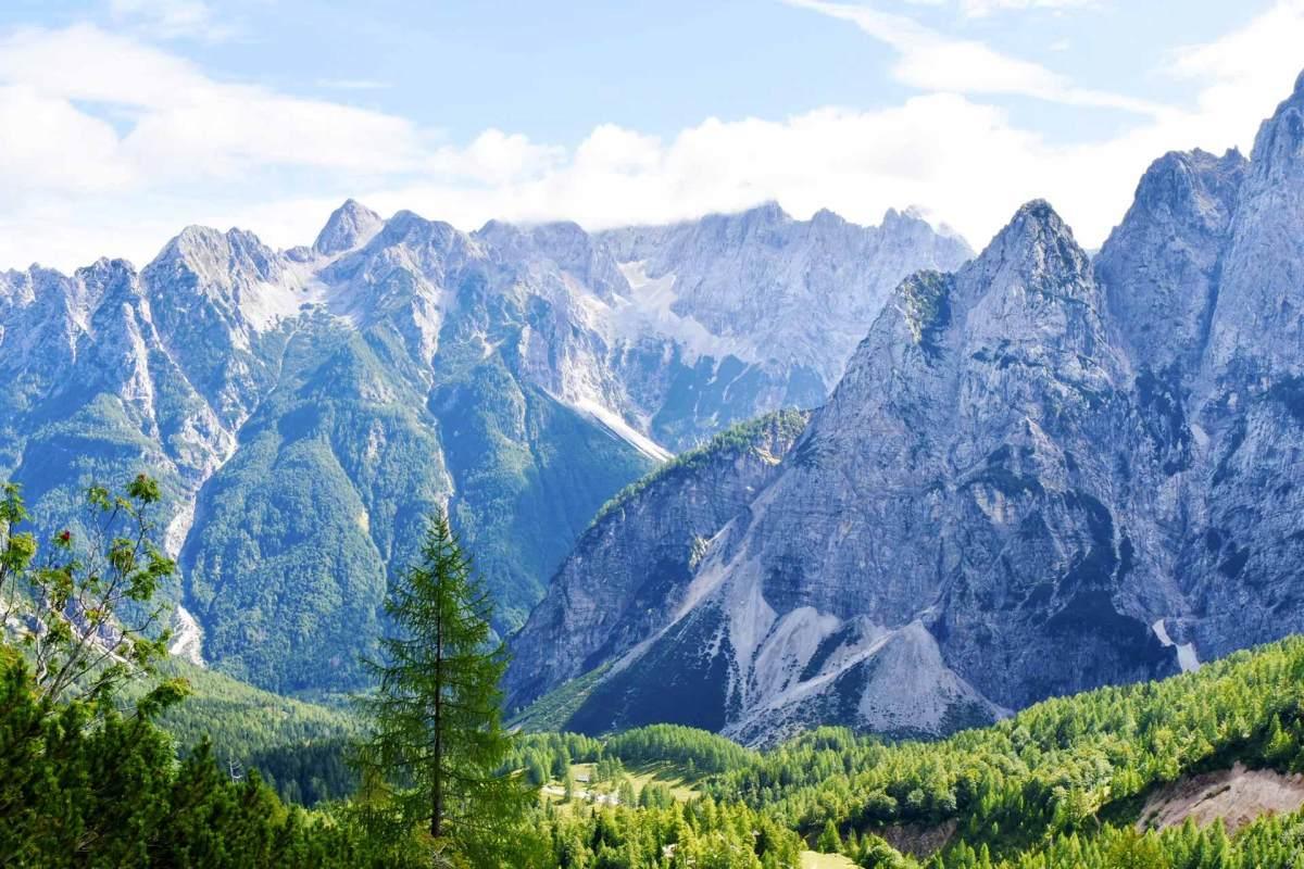 Slowenien - Julische Alpen