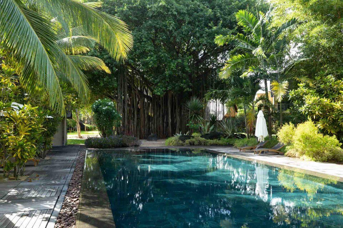 Banyan Tree, Pool