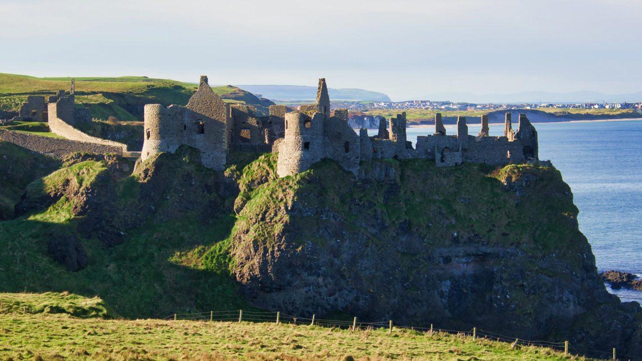Castle Dunluce - Peik