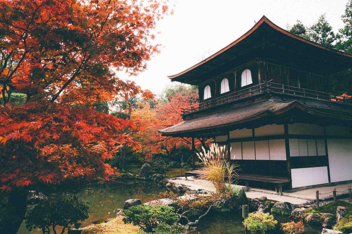 Traditionelles Kyoto