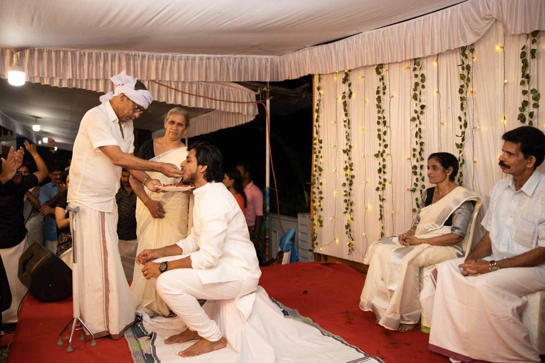 Thodupuzha Wedding Party
