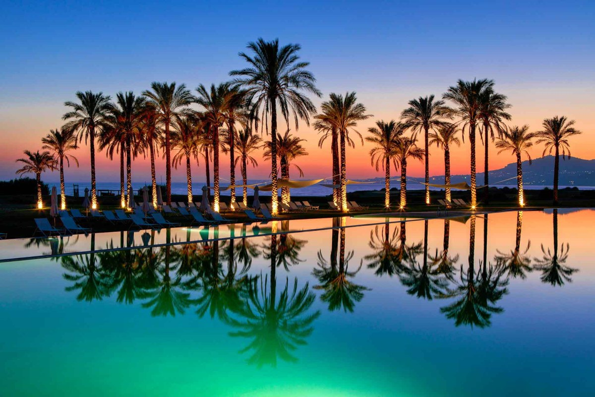 Rocco Forte Verdura Resort- Infinity Pool