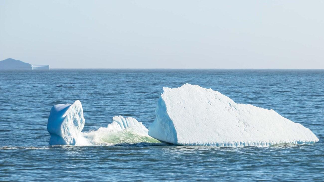 Eisberg Saint Andrews Bay, Südgeorgien