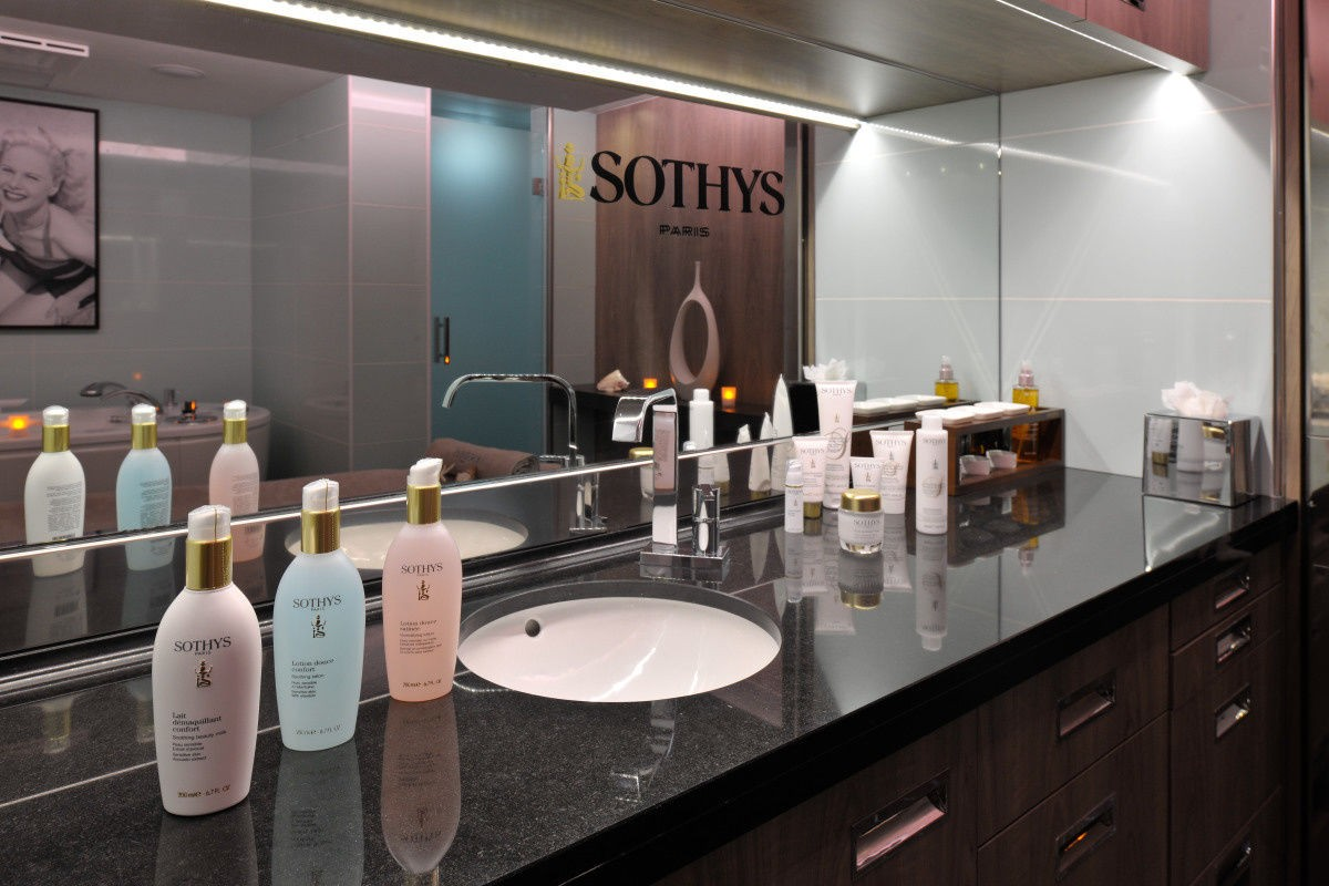 Spa, Le Soleal, Sothys