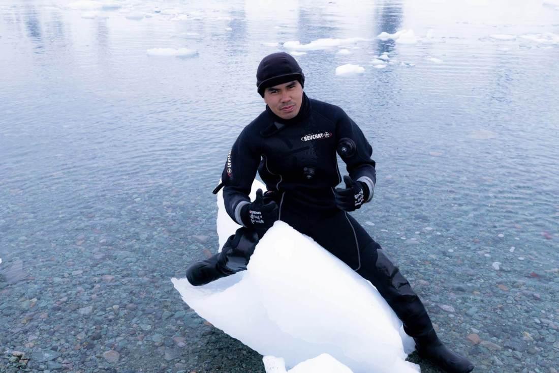 IceRider, Danco Island, Antarktis