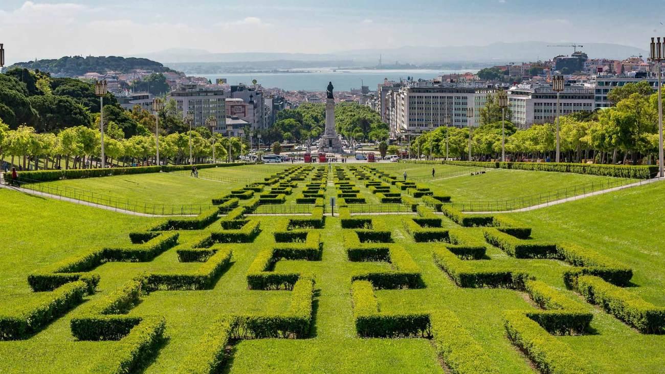 Lissabon European Green Capital 2020