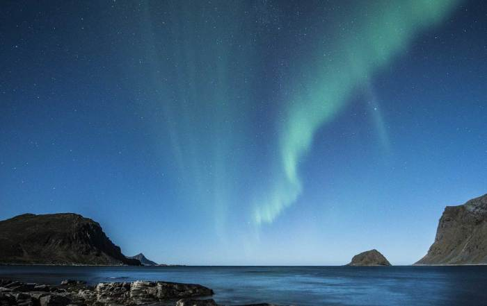 Nordkap - Nordlichter