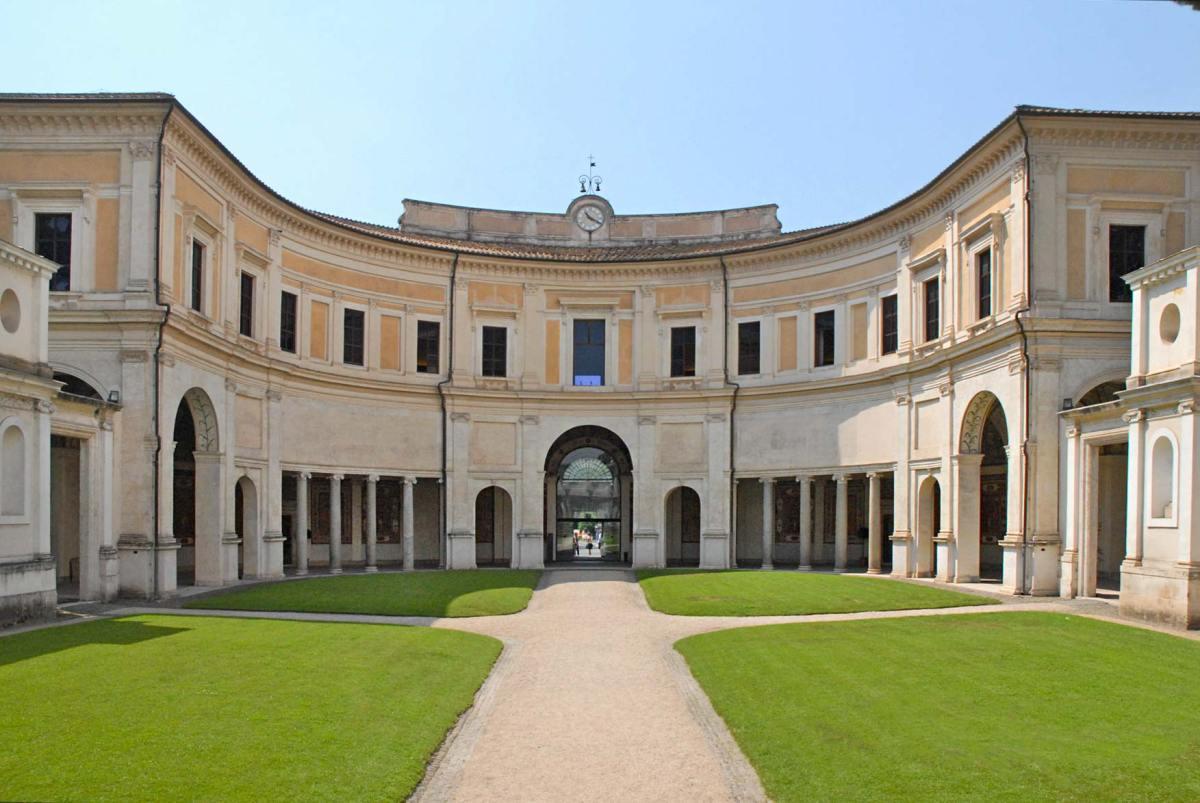 Etruskisches Nationalmuseum Villa Giulia
