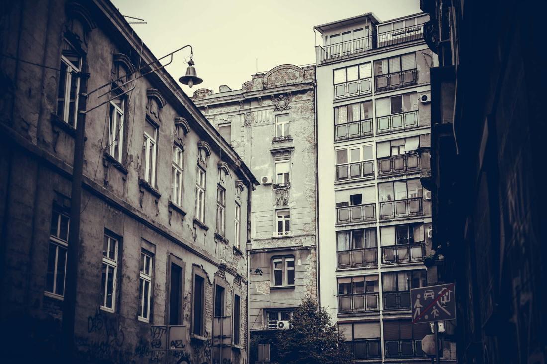 Ostblock-Romantik in Belgrad