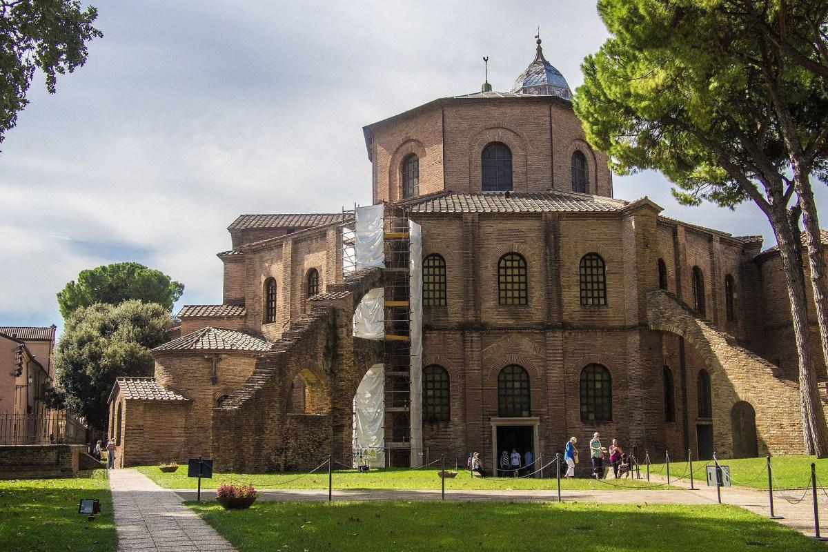 Ravenna-Basilica of San Vitale