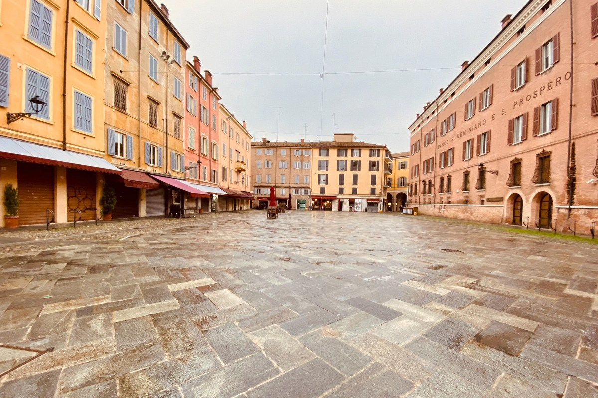 Innenstadt von Modena
