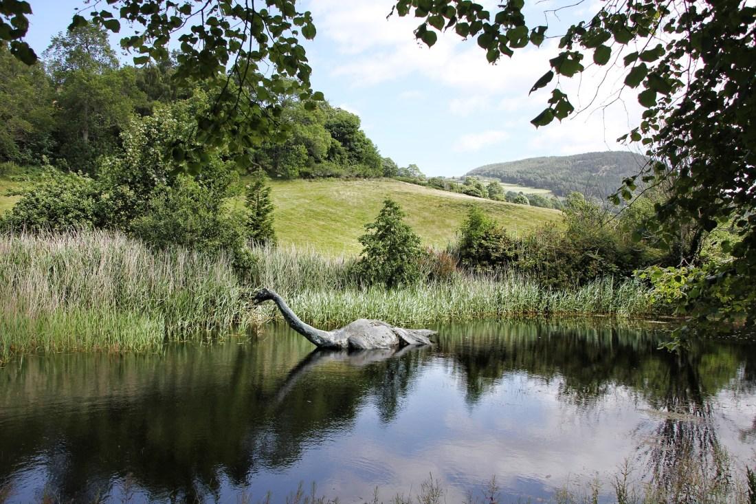 Nessie von Loch Ness