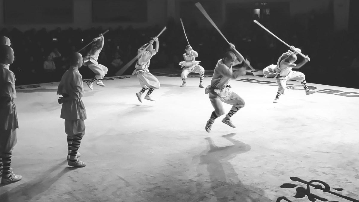 Shaolin Mönche, Kämpfer