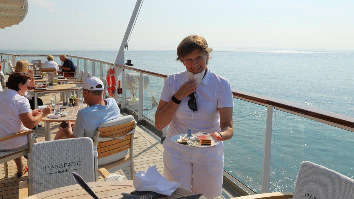 Deck 5, Hanseatic spirit, Restaurant LIDO
