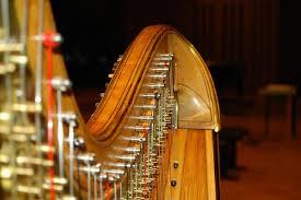 Du côté de la harpe
