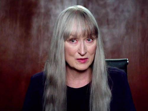 Meryl Streep Hairstyles Best For Older Women With Fine Hair