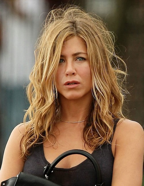 75 Messy Celebrity Hairstyles For Your Look In 2018