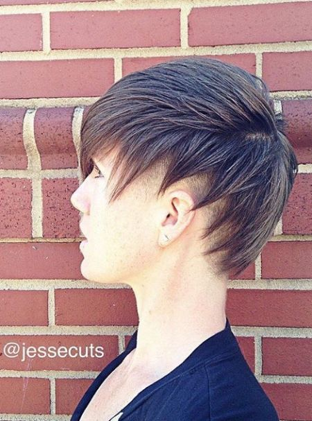 Hairstyles Nice 41 Exquisite Shaved Head Styles Bold And Brave Check More
