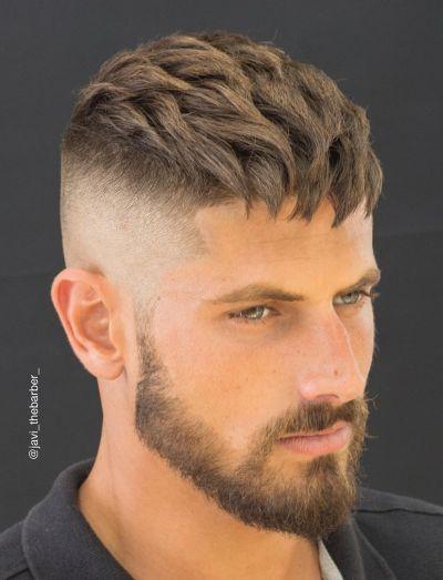 Men Haircuts Fades Black Fade Short Impressive