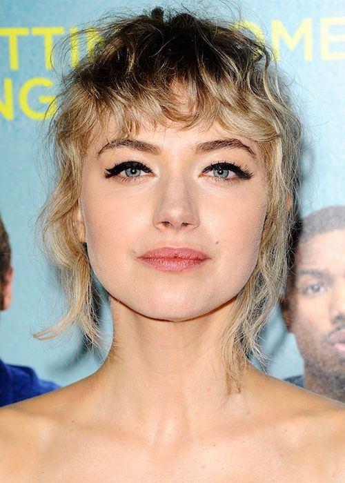 55 Hairstyles With Bangs And Fringes To Inspire Your Next