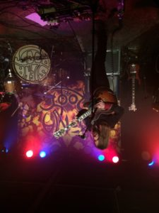 The Mind Flowers - 26.03.2015, Yard Club Köln