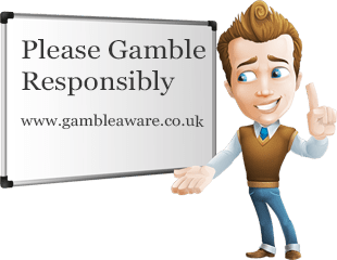 please gamble responsibly