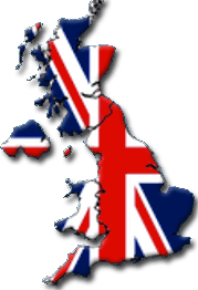 uk poker map