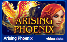 arising phoenix slot machine