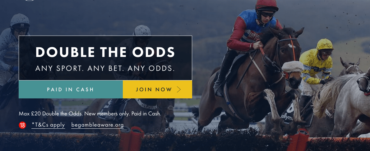 best gold cup odds