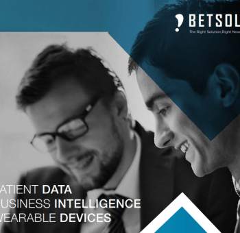 Big Data And Analytics For Healthcare | Business Intelligence & Wearable Devices | Betsol